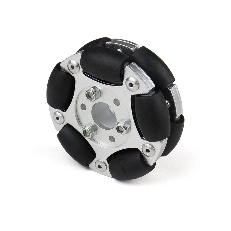 60mm Double Aluminium Omni Wheel