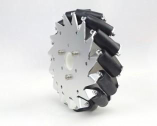 Mecanum (bush type rollers)