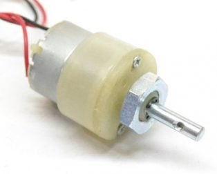 DC Motor - 3RPM - 12Volts