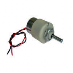 Center Shaft DC Motor