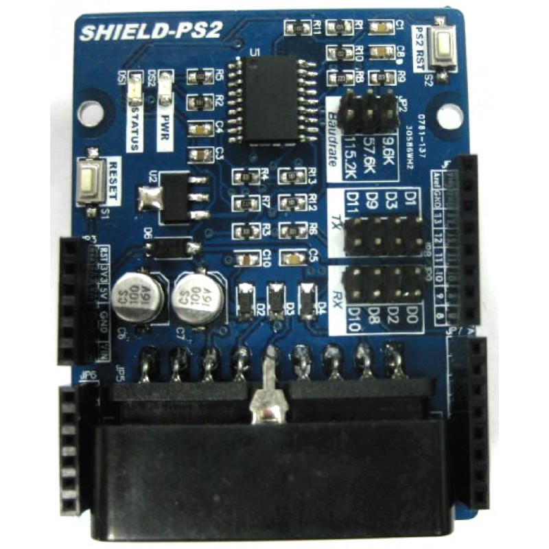 Cytron Arduino PS2 Shield