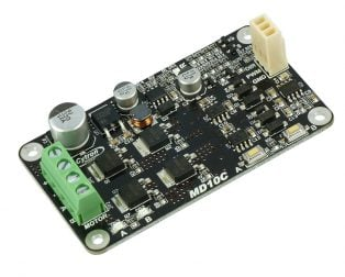 Cytron Enhanced 13Amp DC Motor Driver 30A peak (10 seconds) MD10C
