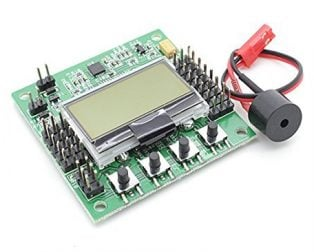 KK2.1.5 Multi-rotor LCD Flight Control Board With 6050MPU And Atmel 644PA (original)