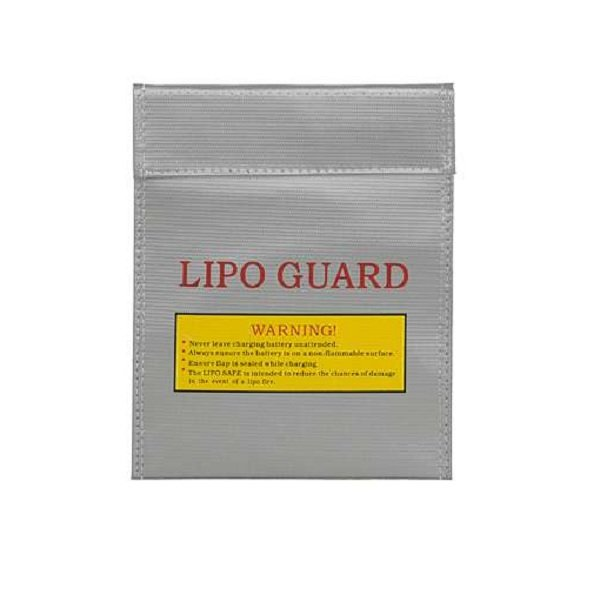 Lithium Polymer Charge Pack 23x30cm JUMBO Sack