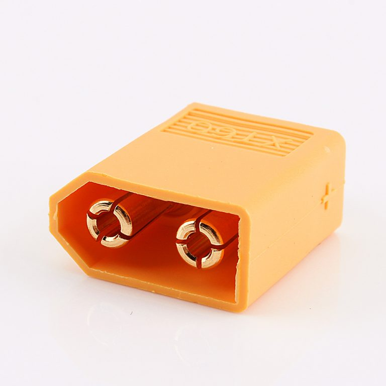 Male XT60 connectors-2pcs Male XT60 connectors-2pcs