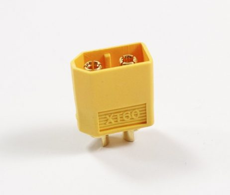 Male XT60 connectors-2pcs