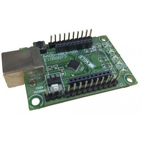 XBee USB adapter (CP) - ROBU.IN