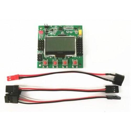 KK2.1.5 Multi-rotor LCD Flight Control Board