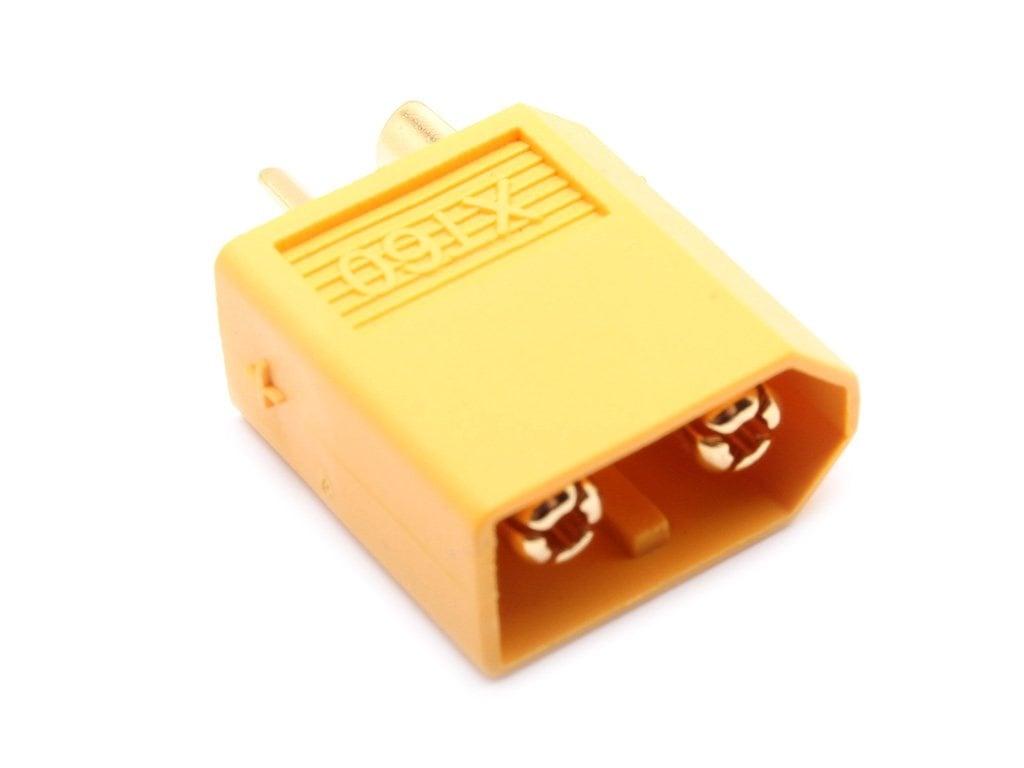 Male XT60 connectors-2pcs