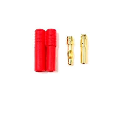 HXT 4mm Gold Connector with Protector