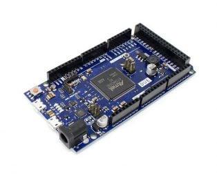 Due AT91SAM3X8E ARM Cortex-M3 Board, 84MHz, 512KB Board Compatible with Arduino
