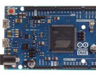 Arduino Due, AT91SAM3X8E ARM Cortex-M3 Board, 84MHz, 512KB Board