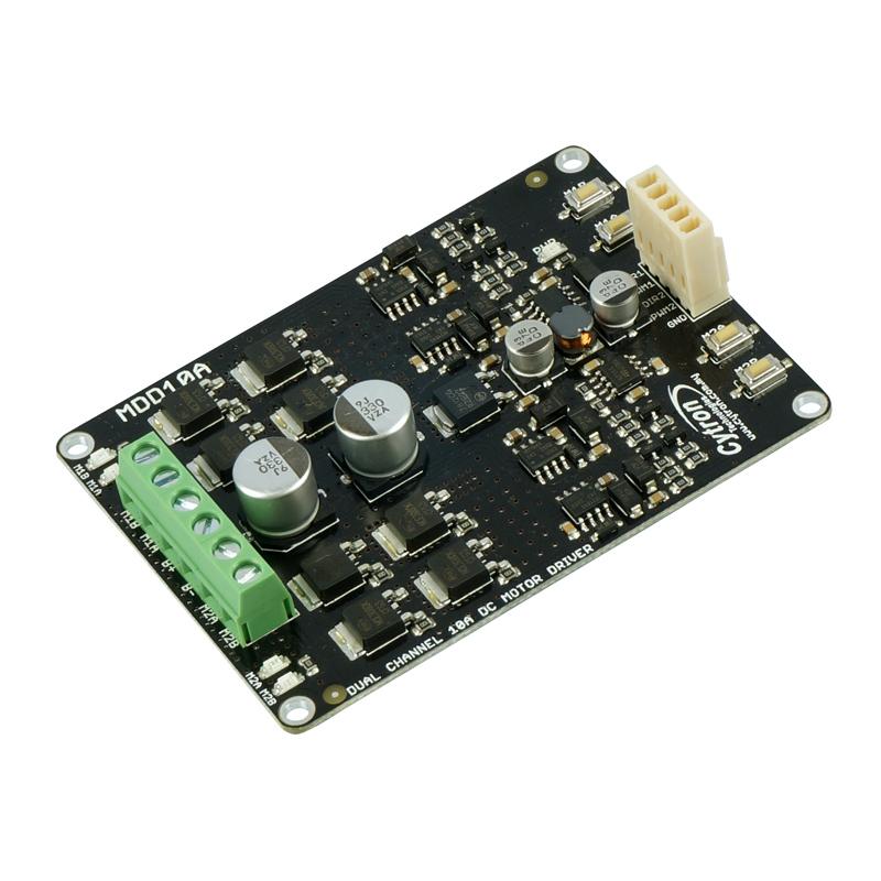 Cytron MDD10A Dual Channel Enhanced 10Amp DC Motor Driver 30A Peak