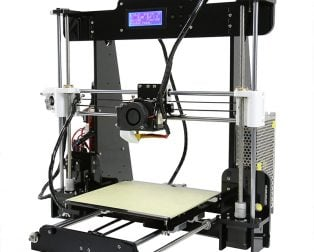Mechanical 3D Printer Parts