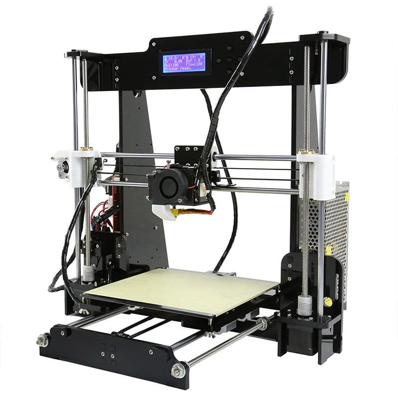 Prusa i3 5th Gen desktop 3D Printer DIY Kit with 2Kg Filament (Unassembled)