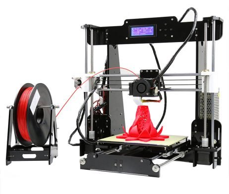 Prusa i3 5th Gen desktop 3D Printer DIY Kit with 2Kg Filament (Unassembled)