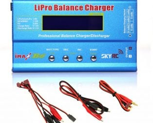 SkyRC IMAX B6 50W 5A Charger/Discharger 1-6 Cells (GENUINE)