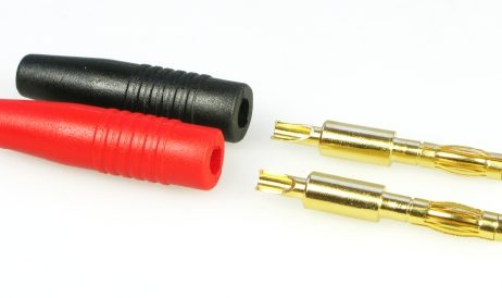4MM Banana Plug / Charge Plug (solder type) (1 pair)