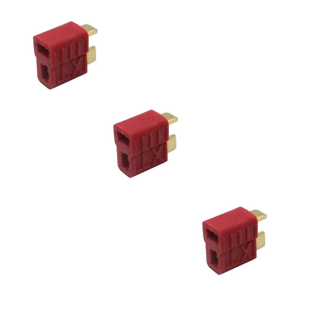 Nylon T-Connectors Female-3pcs