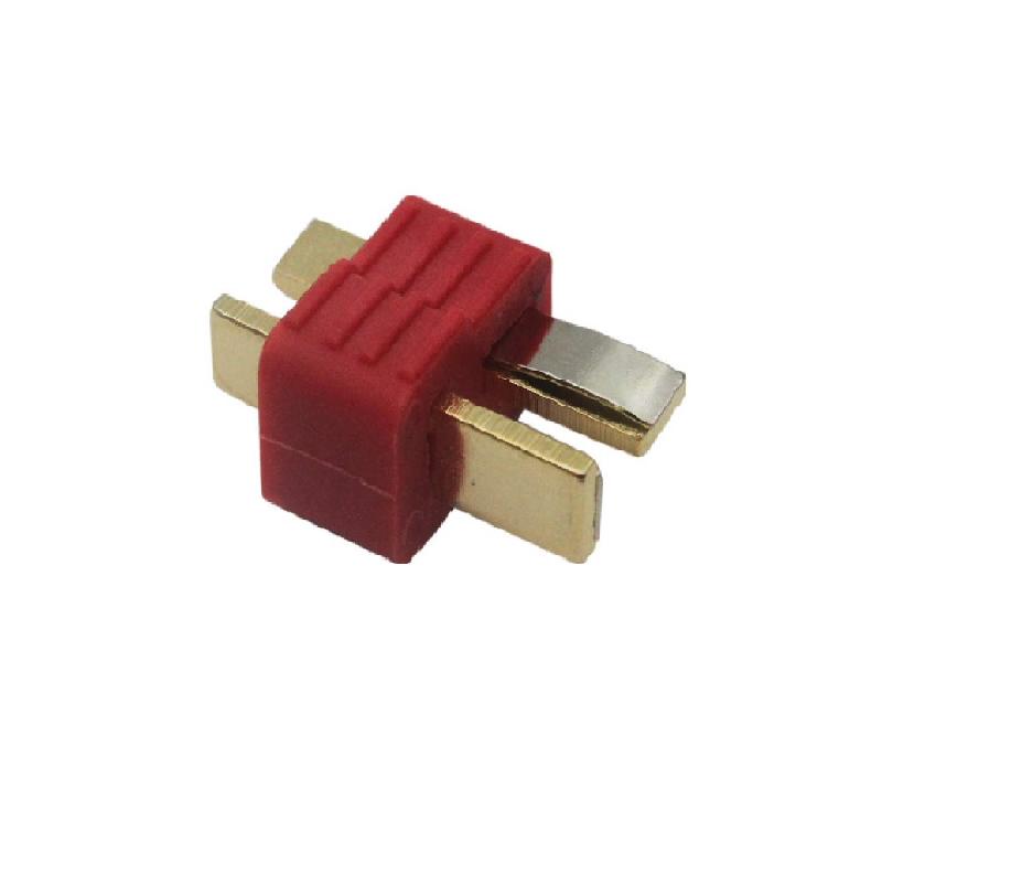 Nylon T-Connectors Male -3pcs
