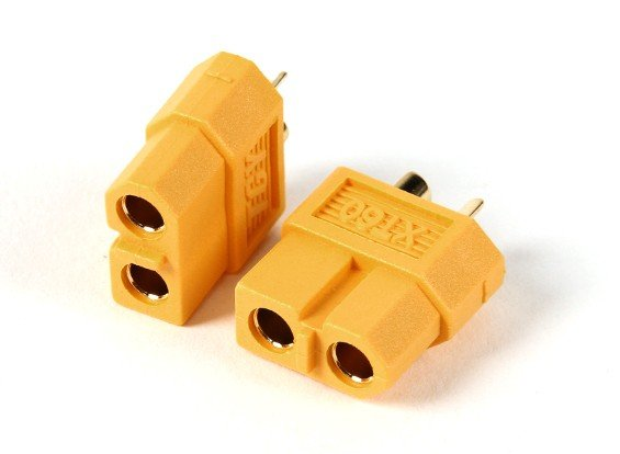 Female XT60 connectors-2pcs