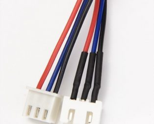 JST-XH 2S Wire Extension 20cm-2pcs