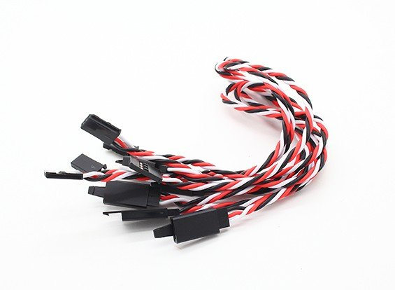 45CM Servo Lead Extention (Futaba) 26AWG -2Pcs