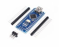 Arduino Nano R3 without USB Cable Un Soldered -ROBU.IN