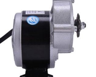Ebike MY1016Z 250W 337rpm Geared DC motor (GB)