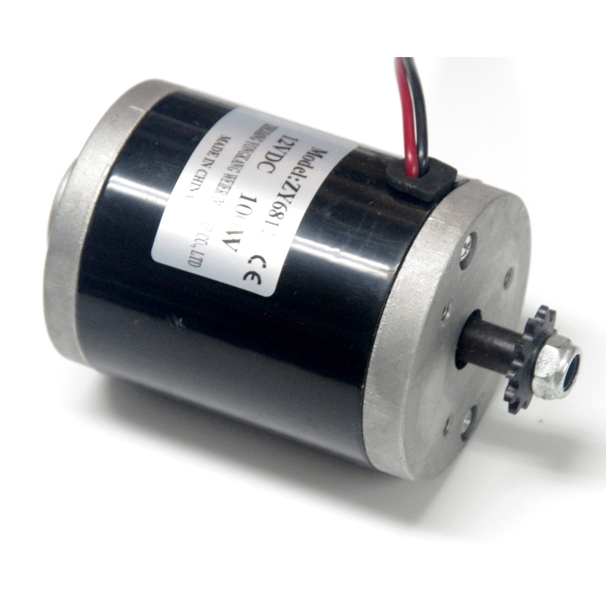 Ebike My6812 100w 12v 2650rpm Dc Motor Robu In Indian