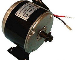 Ebike MY1016 250W 24V 2650RPM DC motor