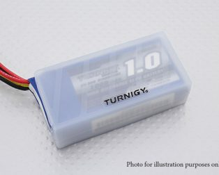 Turnigy Soft Silicone Lipo Battery Protector(1000-1300mAh)