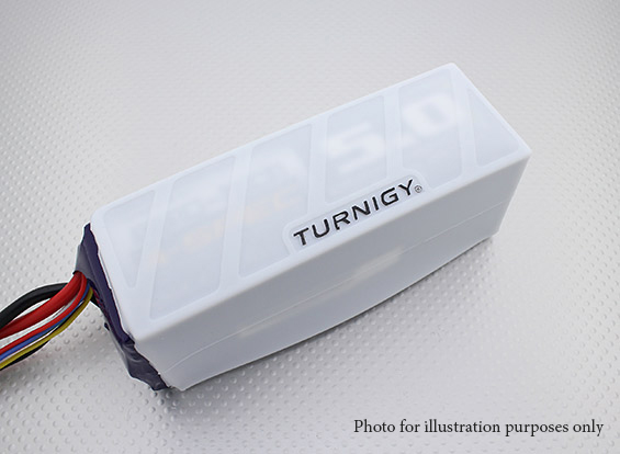 Turnigy Soft Silicone Lipo Battery Protector (4000-5000mAh 6S)