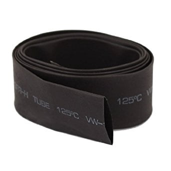 Heat Shrink Sleeve 16mm Black
