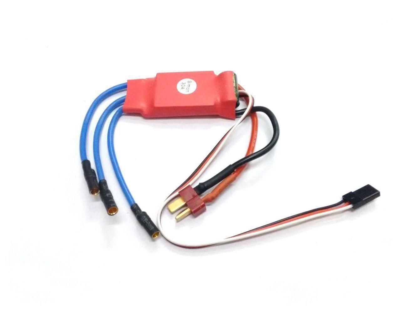 Simonk 30A BLDC ESC Electronic Speed Controller