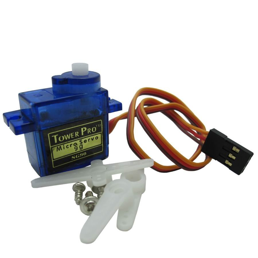 TowerPro SG90 9g Mini Servo 1 2kgCm - 180 degree Rotation-Standard Quality  (Copy) - Robu in | Indian Online Store | RC Hobby | Robotics