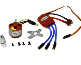 A2212 13T 1000KV Brushless Motor