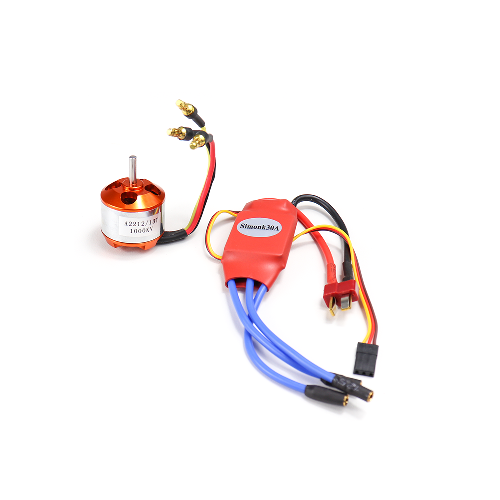 A2212 13T 1000KV Brushless Motor for Drone and SimonK 30A ESC - Robu in |  Indian Online Store | RC Hobby | Robotics
