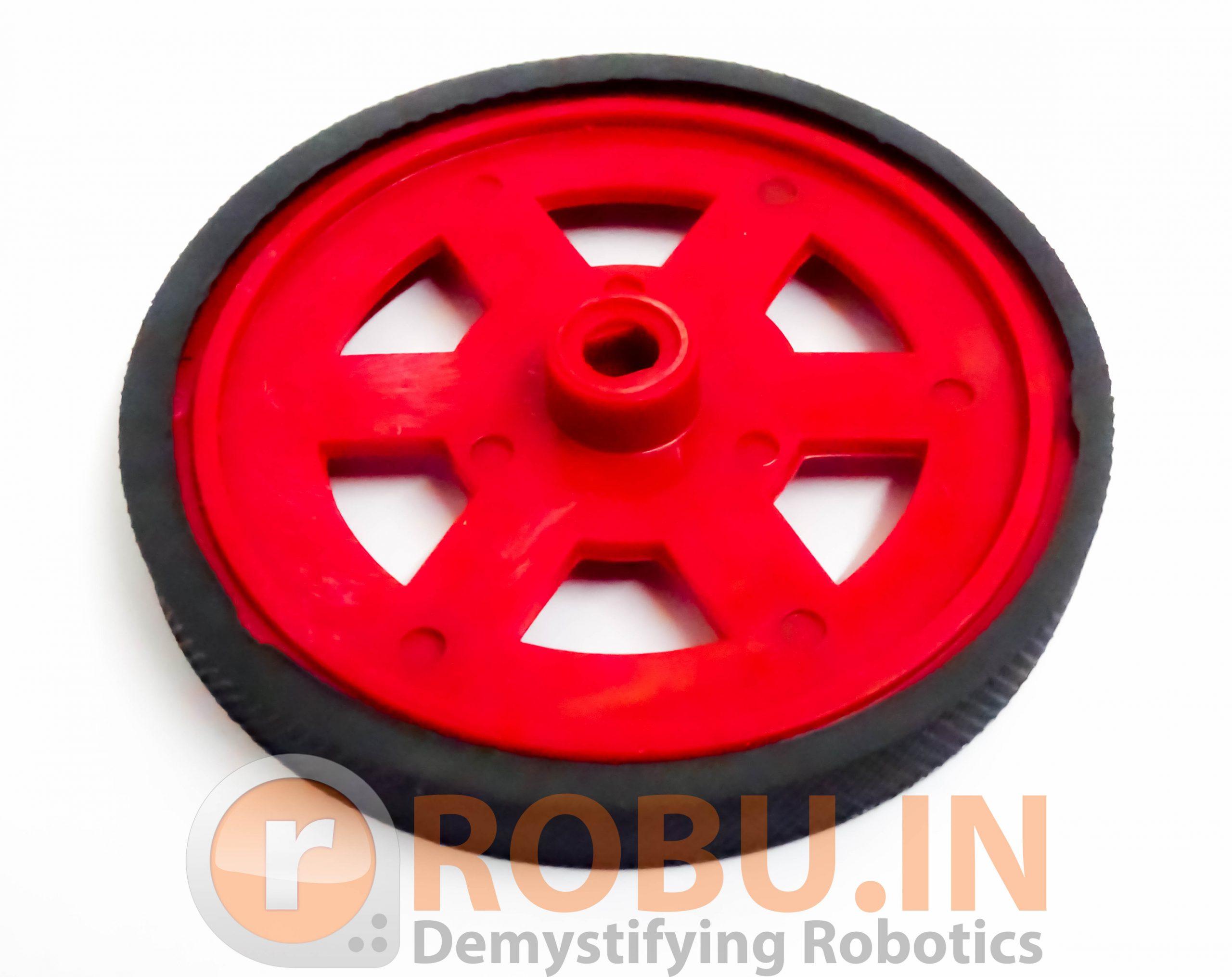 BO Tyre/Wheel for BO Motors