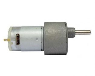 Johnson Geared Motor-Grade A Quality-300RPM