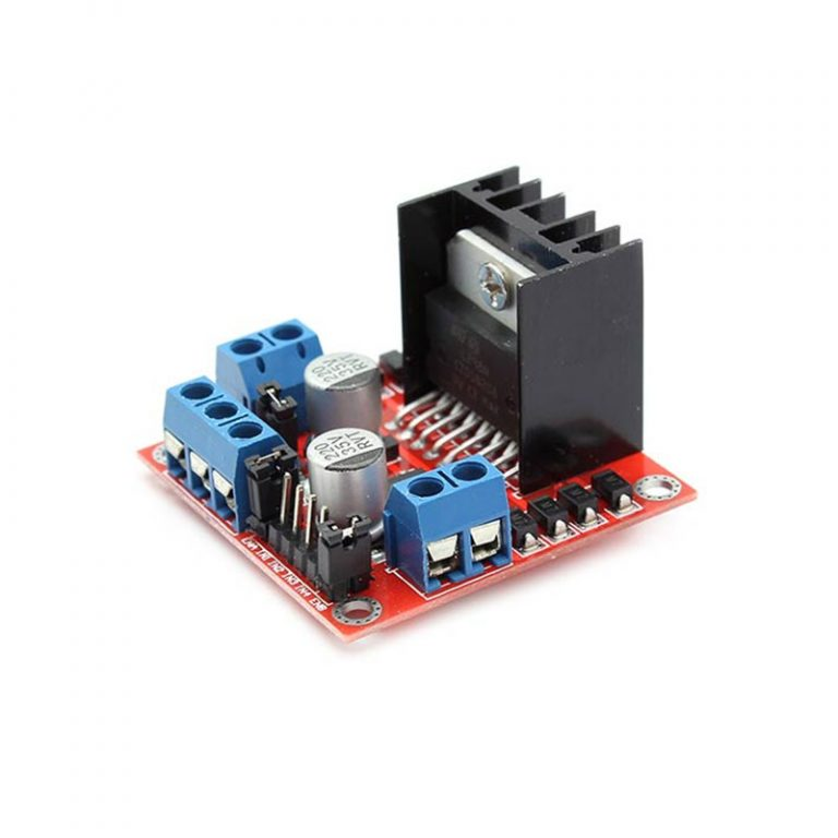 L298N Based Motor Driver Module - 2A
