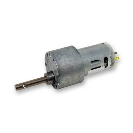 Orange 12V RPM Johnson Geared DC Motor – Grade A Quality-Encoder Compatible