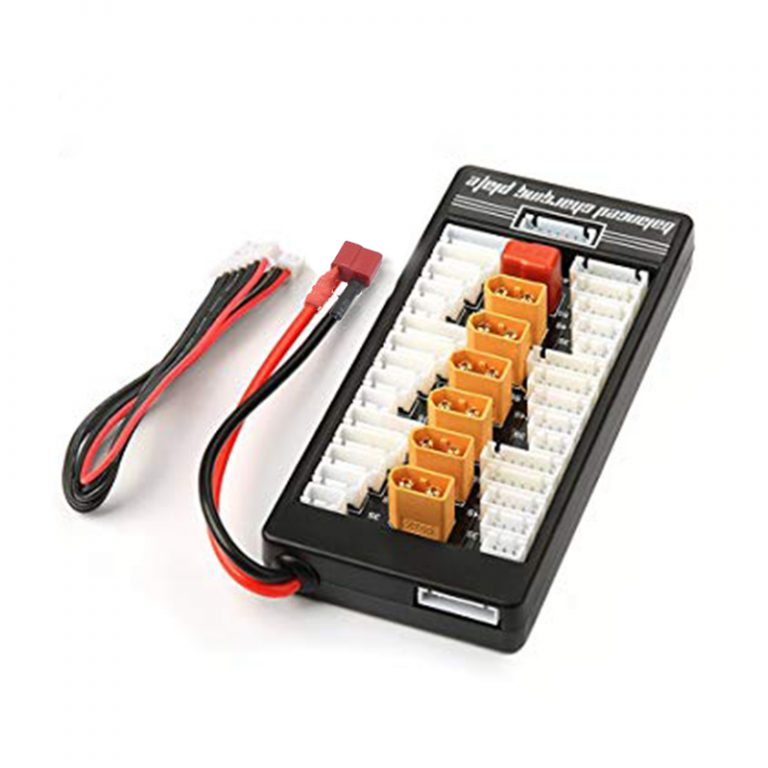 Parallel Charging Board 2S-6S Lipo Battery