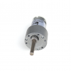 Orange 12V Johnson Geared DC Motor - Grade A Quality