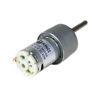 Orange 12V 200 RPM Johnson Geared DC Motor - Grade A Quality