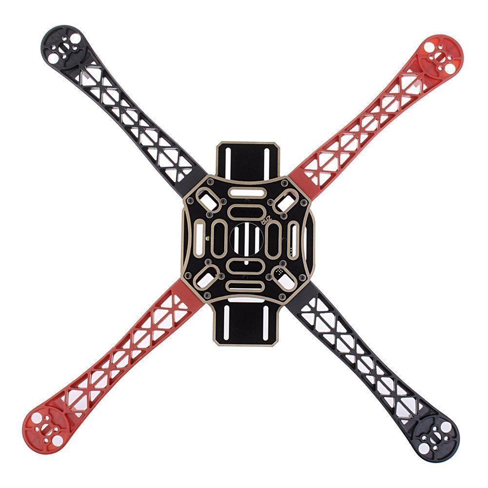 q450 quadcopter frame is a well thought out 450mm quad frame built from  quality materials