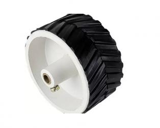 Robot Wheel 7cm Dia. x 2cm Width-2Pcs.