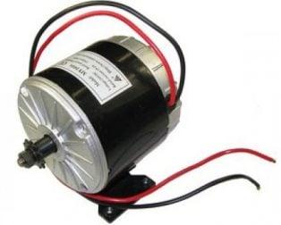 Ebike MY1016 350W 24V 2750RPM DC motor