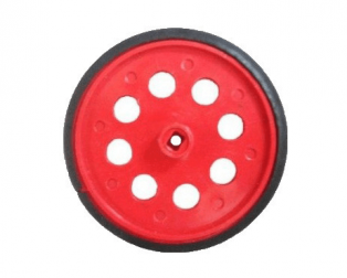 Pulley Wheel & Track Belt