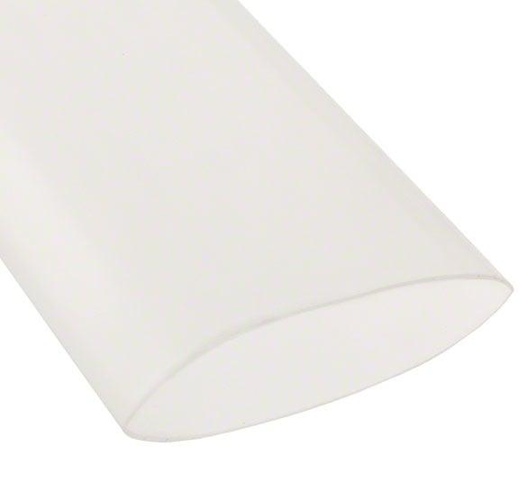 Heat Shrink Sleeve 40mm Transparent 1meter Industrial Grade WOER (HST)